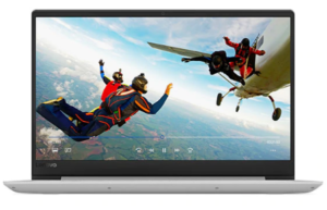 डिस्प्ले स्क्रीन के 15.6 इंच के साथ एक पतली पक्ष-Lenovo Ideapad 330s के रूप में व्यक्त किया